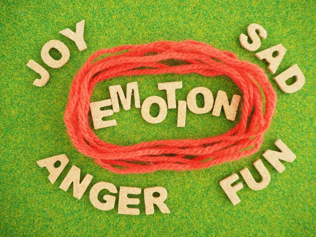 感情の種類